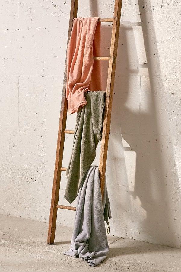 Urban Outfitters Rowley Cozy Fleece Throw Blanket ($49)