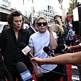 One Direction at the ARIA Awards in 2014