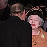 Prince Philip and Queen Elizabeth II, 1999