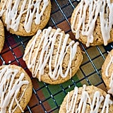Maple-Glazed Pumpkin Cookies