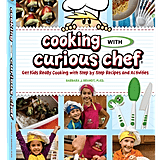 Cooking With Curious Chef Cookbook
