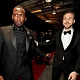 Pictured: Ryan Gosling and Mahershala Ali
