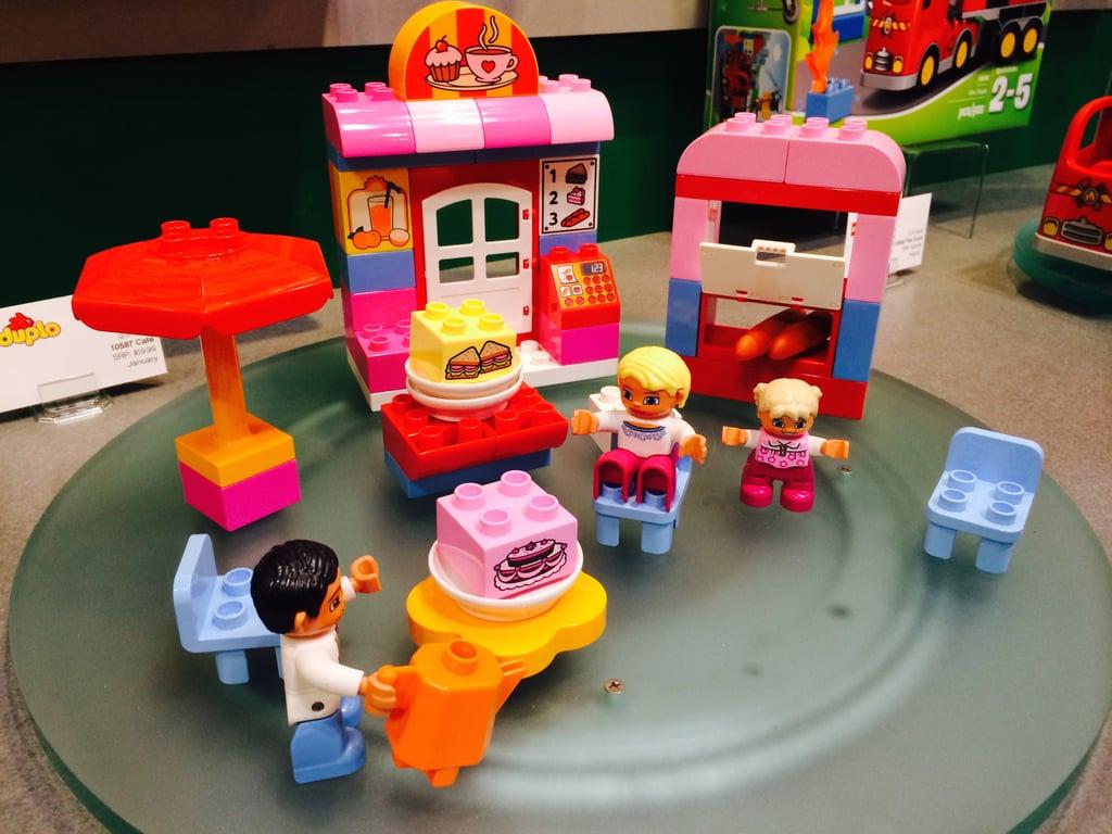 Lego Duplo Cafe