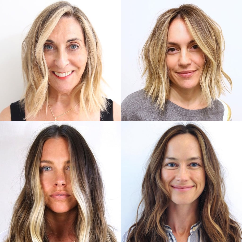 How You Hair Can Make You Look Younger
