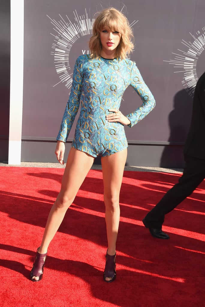 Taylor Swift at the 2014 MTV VMAs