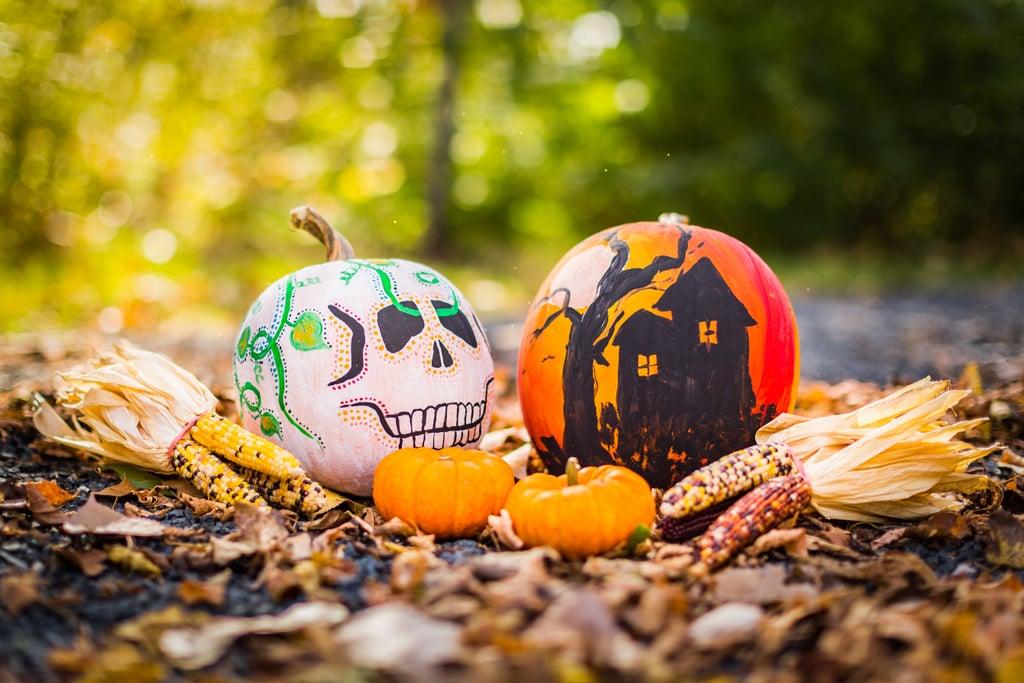 Paint Pumpkins