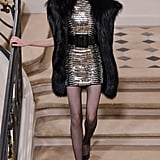 Look Back at Hedi Slimane's Final Collection For YSL