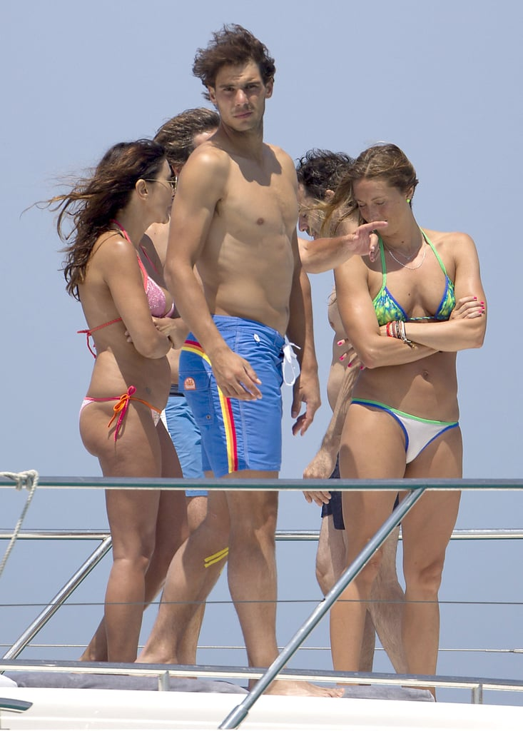 Williams Auto Group >> Rafael Nadal hung out with a group of bikini-wearing women ...