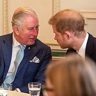 Prince Harry and Prince Charles Youth Violent Crime Forum 2018