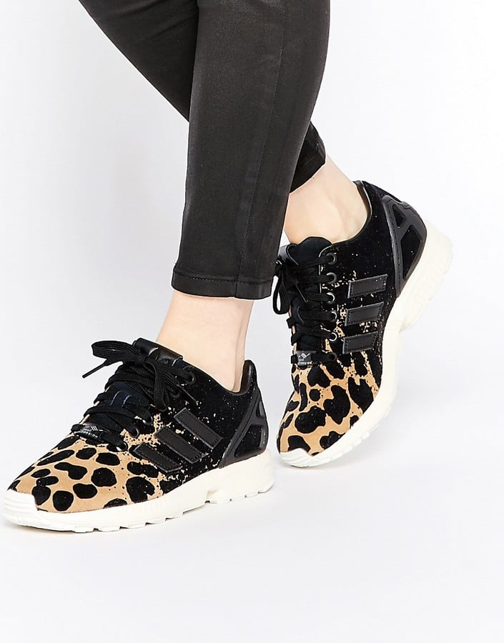 adidas ZX Flux Ombre Animal Print