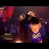 The Show Dances: Alesha Dixon and Matthew Cutler's Show Dance