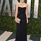 At the 2012 Vanity Fair Oscars Party
