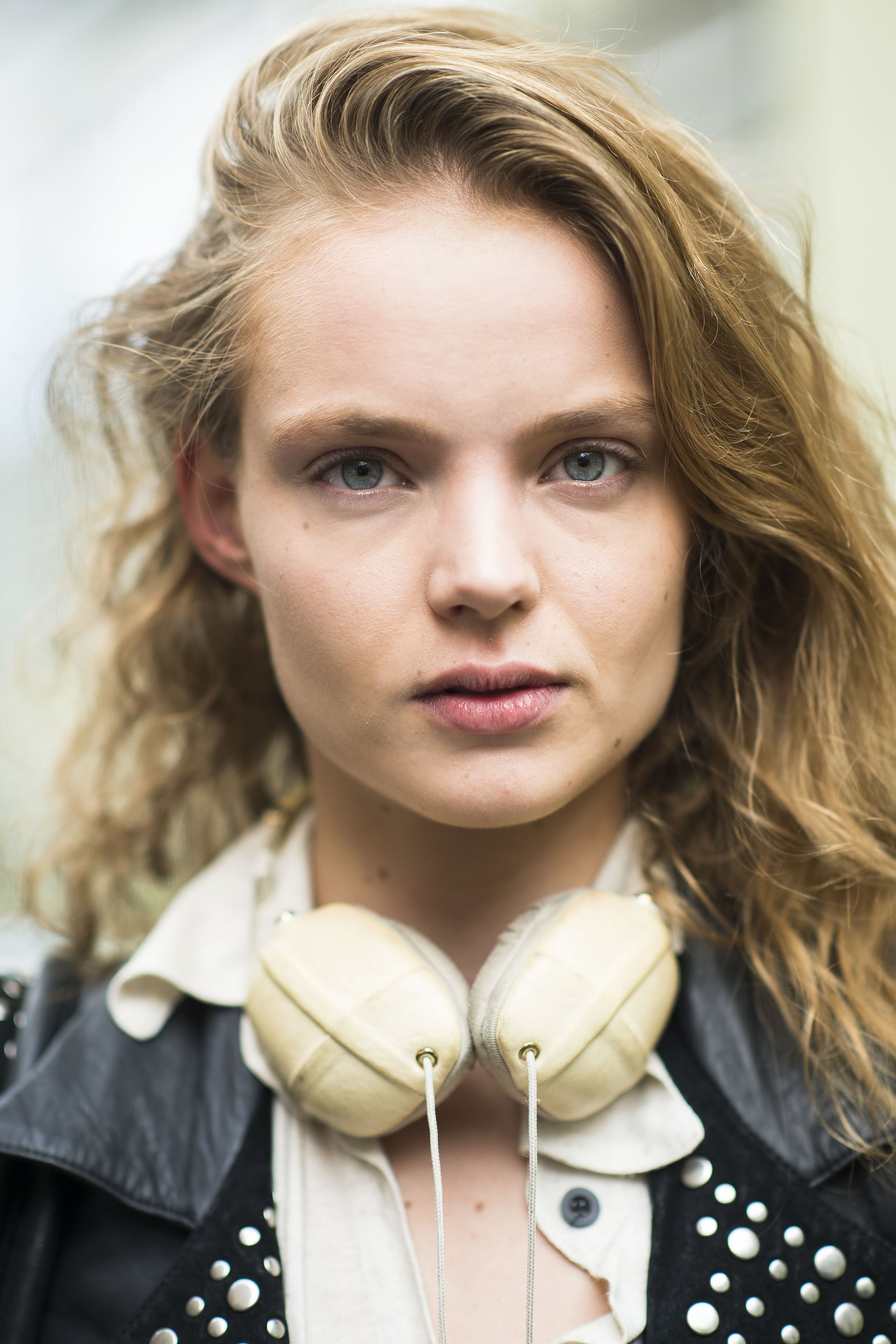 This girl's kinky, coiled curls are a beyond beautiful. Source: Le 21ème | Adam Katz Sinding