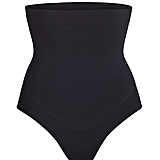 Contour Bonded — High Waisted Bonded Thong