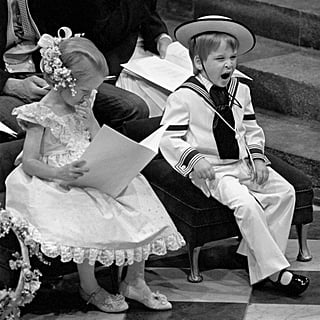 Kids at Royal Weddings Pictures