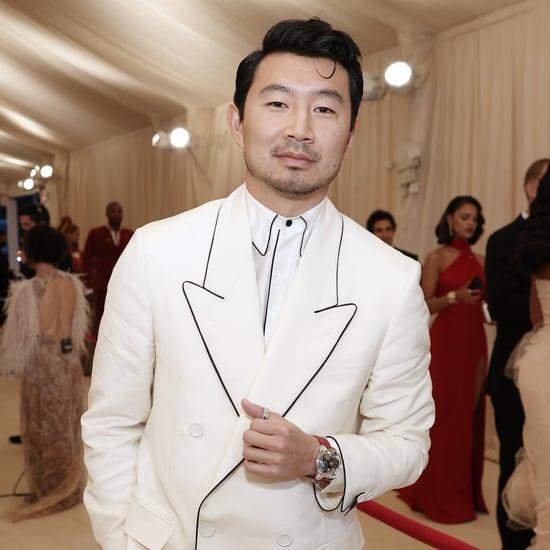 See Photos of Simu Liu Looking Dapper at His First Met Gala