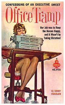 Beauty Product or Pulp Fiction Novel?
