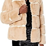 Keepsake The Label Ariel Faux Fur Plush Coat