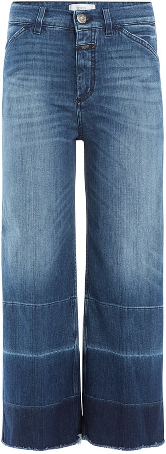 Closed Niki Cropped Jeans ($275)