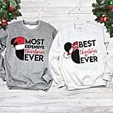 Disney Matching Sweaters