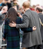 The Sweet Gesture That Proves Meghan Markle and Prince Harry Will Always Have Each Other's Backs