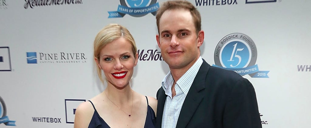 Andy Roddick and Brooklyn Decker Are Going to Be Parents Again!
