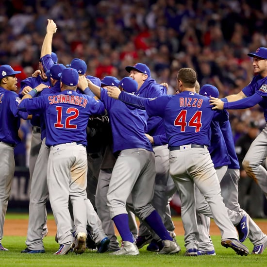 Tweets About Chicago Cubs Winning 2016 World Series