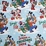 Mickey Mouse Christmas Wrapping Paper