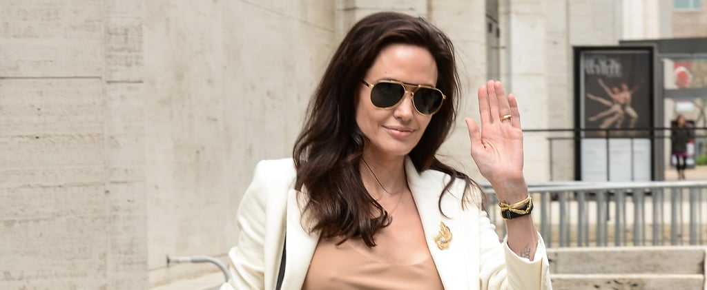 Angelina Jolie Wears These 9 Brands on Repeat — and They're Fashion Favorites