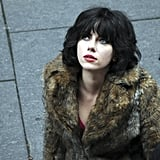 Scarlett Johansson filmed for Under the Skin in Scotland.