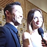 We chatted with Joseph Gordon-Levitt and Emily Blunt about their futuristic new movie, Looper.