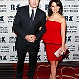 Alec Baldwin stepped out with Hilaria Baldwin at the Ripple of Hope Gala in NYC.