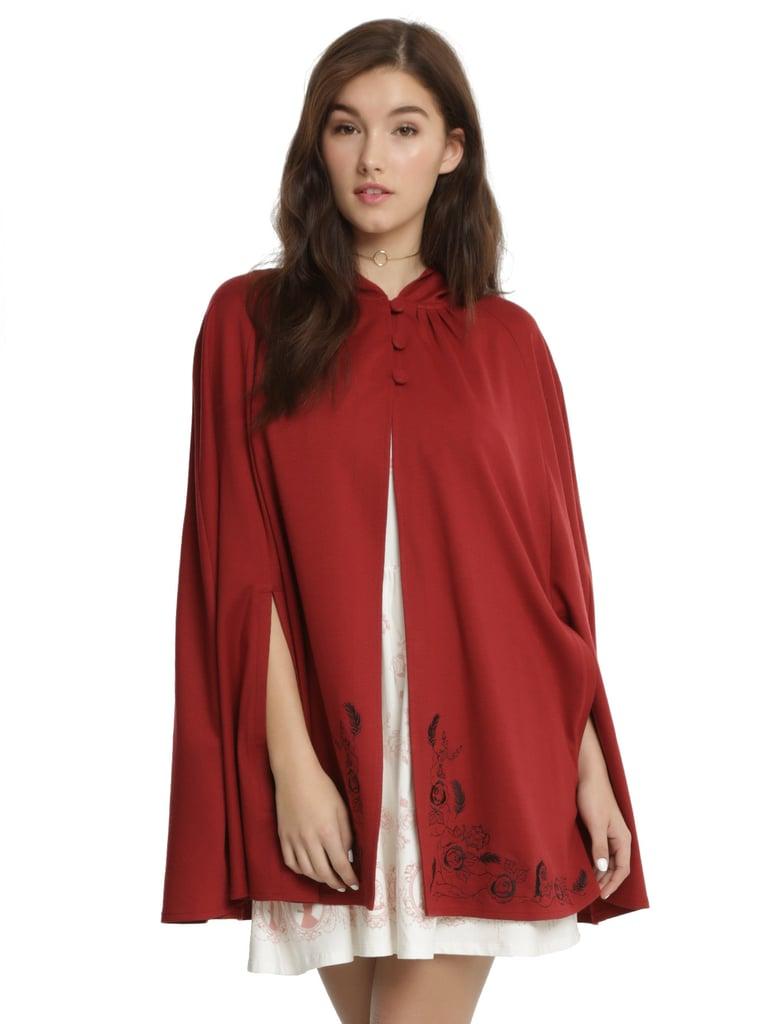 Belle's cape