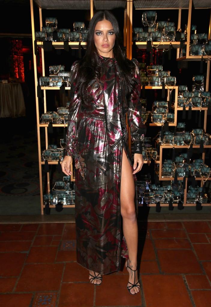 Adriana Lima's Marc Jacobs Dress July 2016