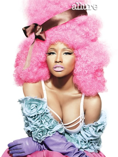 Nicki Minaj Talks Worldwide Domination and Wigs in Allure Magazine