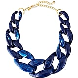 Kenneth Jay Lane Link Necklace