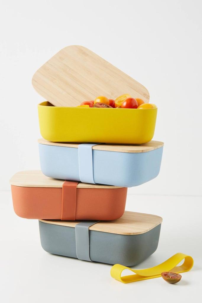Kai Bamboo Melamine Bento Box