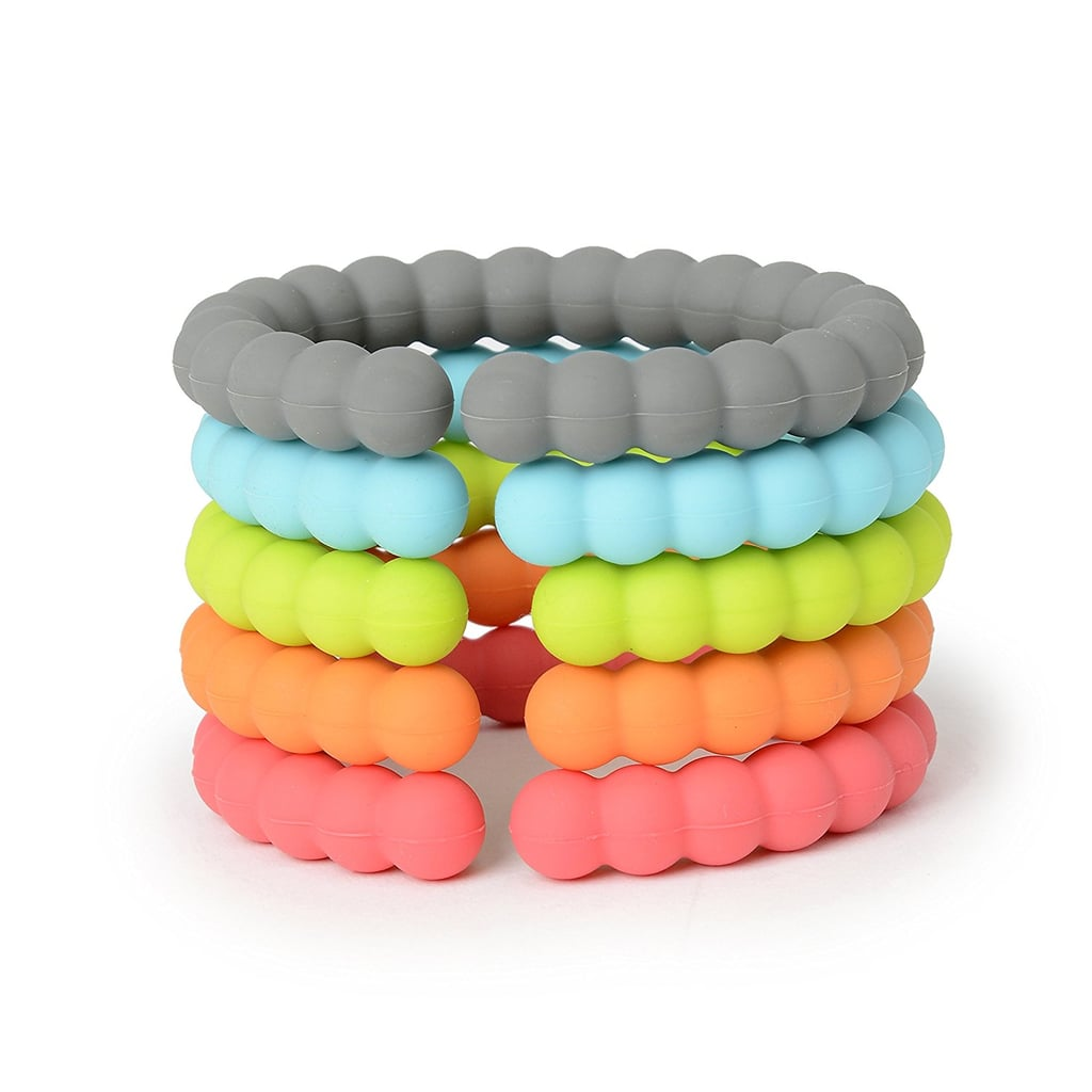 Chewbeads Rainbow Silicone Links