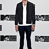 Michael Phelps at 2016 MTV Video Music Awards
