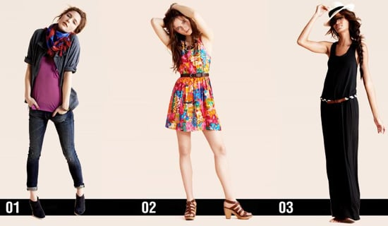 Pictures From Madewell Spring/Summer Look Book