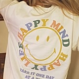 Desert Dreamer Happy Mind Smiley Crewneck