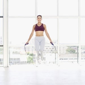 Burn Calories With Jump Rope