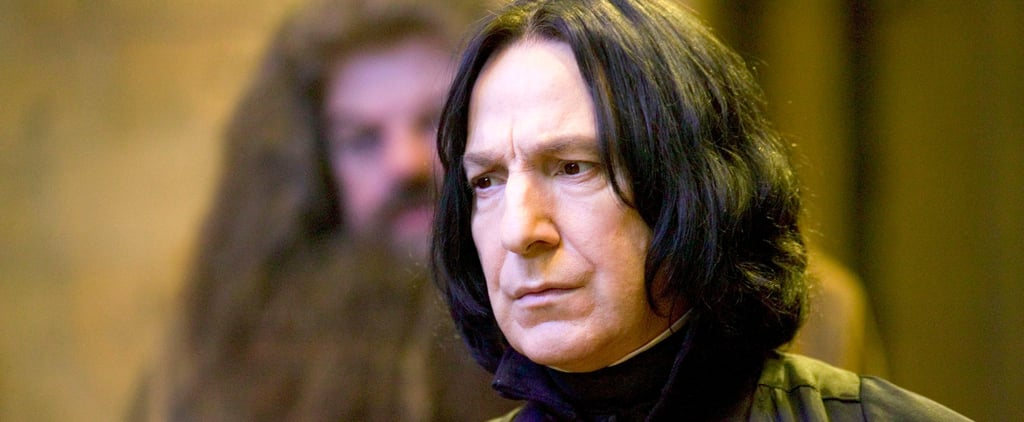 This Theory About Snape's Boggart Has Us in Tears