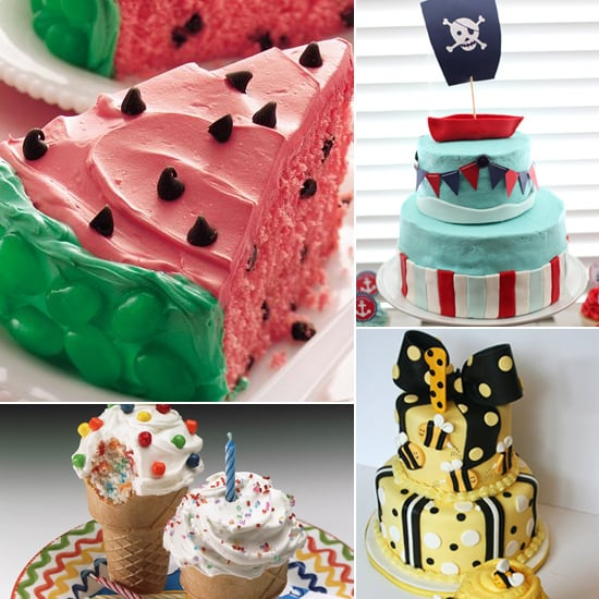 Sweet Tooth! 26 Cakes For Summer Birthdays