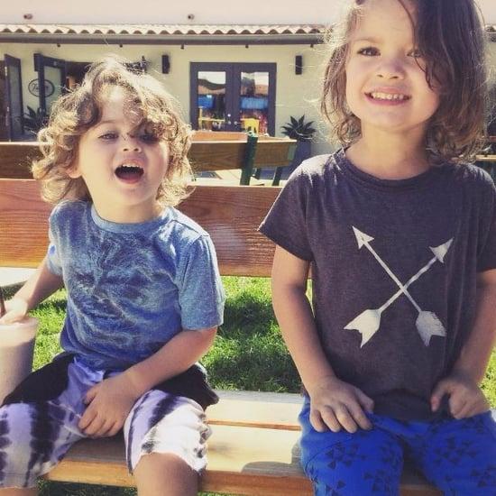Pictures of Megan Fox's Kids