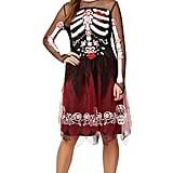 Halloween Day of the Dead Fancy Dress Costume