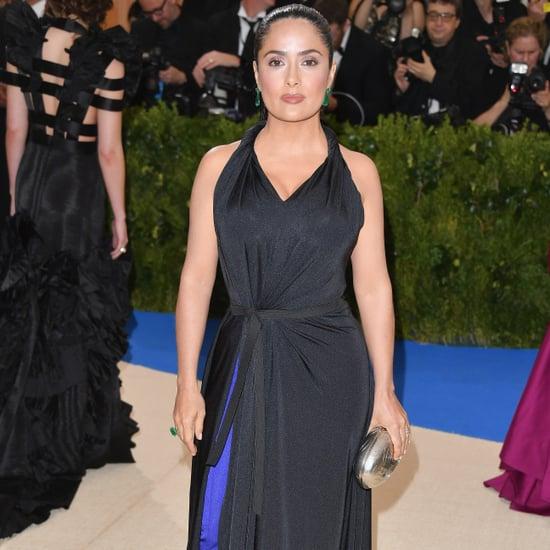 Salma Hayek Met Gala 2017 Look