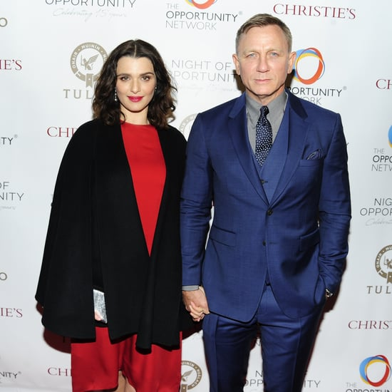 How Many Kids Do Daniel Craig and Rachel Weisz Have?