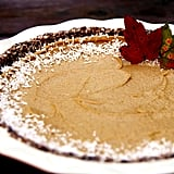 Raw, Vegan, Gluten-Free Pumpkin Pie