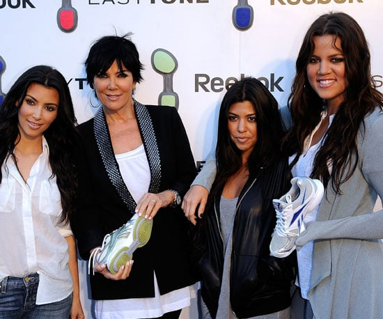 Kim, Kourtney, and Khloe Kardashian